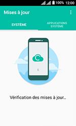 Alcatel U3 - Aller plus loin - Mettre à jour le logiciel interne de votre mobile - Étape 9