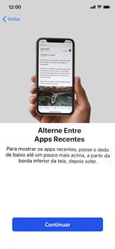 Apple iPhone XR - Primeiros passos - Como ativar seu aparelho - Etapa 32