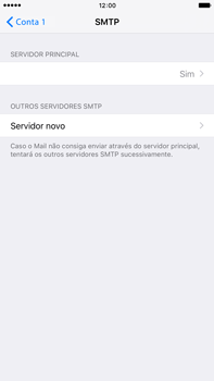 Apple iPhone 6s Plus - Email - Configurar a conta de Email -  17