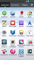 LG P875 Optimus F5 - Voicemail - handmatig instellen - Stap 3