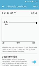 Samsung Galaxy Xcover 3 (G389) - Internet no telemóvel - Como ativar os dados móveis -  6