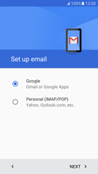 Samsung G930 Galaxy S7 - E-mail - Manual configuration (gmail) - Step 9