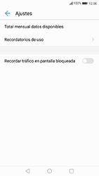 Huawei P10 Lite - Internet - Ver uso de datos - Paso 8