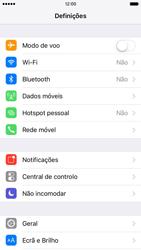 Apple iPhone 6s - Internet no telemóvel - Como ativar os dados móveis -  3