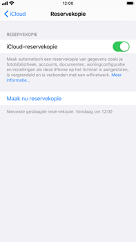 Apple iphone-6s-plus-met-ios-13-model-a1687 - Instellingen aanpassen - Back-up maken in je account - Stap 25