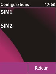 Nokia C2-03 - MMS - Configuration automatique - Étape 9