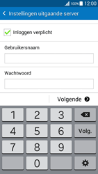 Samsung Galaxy Grand Prime (G530FZ) - E-mail - Account instellen (POP3 zonder SMTP-verificatie) - Stap 13