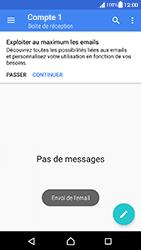 Sony Xperia XA - Android Nougat - E-mail - envoyer un e-mail - Étape 16