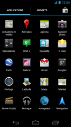 Samsung I9250 Galaxy Nexus - Internet - Configuration manuelle - Étape 12