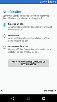 Sony Xperia XA1 Ultra - E-mails - Ajouter ou modifier un compte e-mail - Étape 22