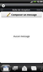 HTC S510e Desire S - E-mail - Configurer l