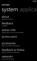 Nokia Lumia 620 - MMS - Manual configuration - Step 4