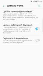 Samsung Galaxy S7 edge - Android Nougat - Netwerk - Software updates installeren - Stap 6
