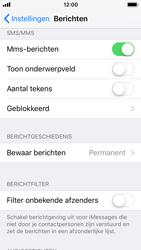 Apple iPhone SE - iOS 11 - MMS - probleem met ontvangen - Stap 10