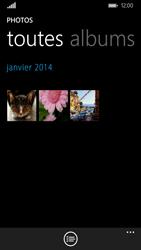 Nokia Lumia 735 - Photos, vidéos, musique - Envoyer une photo via Bluetooth - Étape 4