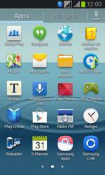 Samsung GT-I8552B Galaxy Win Duos - Aplicativos - Como baixar aplicativos - Etapa 3