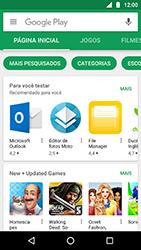 Motorola Moto X4 - Aplicativos - Como baixar aplicativos - Etapa 4