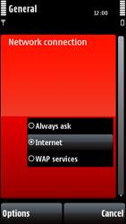 Nokia 5800 Xpress Music - Internet - Manual configuration - Step 22