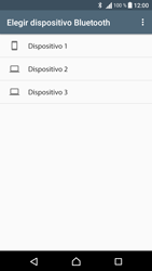 Sony Xperia E5 (F3313) - Bluetooth - Transferir archivos a través de Bluetooth - Paso 14