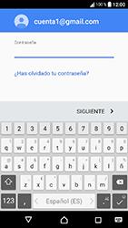 Sony Xperia XA1 - E-mail - Configurar Gmail - Paso 12