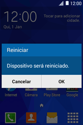Samsung Galaxy Young II - Internet no telemóvel - Como configurar ligação à internet -  28