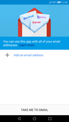 Huawei P10 - Email - 032a. Email wizard - Gmail - Step 5