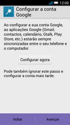 Alcatel POP C7 - Primeiros passos - Como ligar o telemóvel pela primeira vez -  9