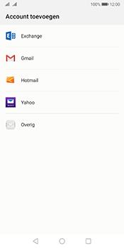 Huawei Mate 10 Pro Dual-SIM (Model BLA-L29) - Android Pie - E-mail - Account instellen (POP3 zonder SMTP-verificatie) - Stap 4