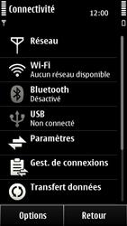 Nokia 500 - Wifi - configuration manuelle - Étape 4