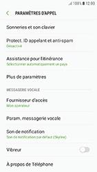 Samsung Galaxy J5 (2017) - Messagerie vocale - configuration manuelle - Étape 7