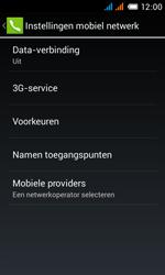 Alcatel OT-4033X Pop C3 - Internet - Aan- of uitzetten - Stap 8