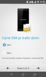 Sony Xpéria E1 Dual - Premiers pas - Créer un compte - Étape 7