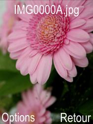 Doro Phone Easy 621 - Photos, vidéos, musique - Prendre une photo - Étape 7
