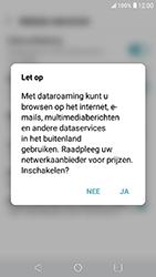 LG K11 - Buitenland - Internet in het buitenland - Stap 7