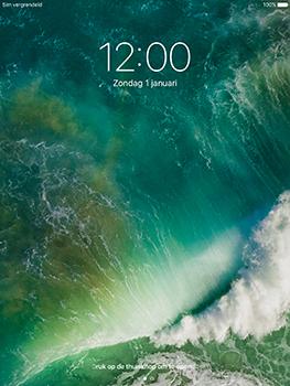 Apple iPad 9.7 (Model A1823) - Internet - Handmatig instellen - Stap 14