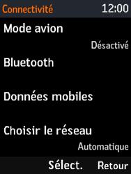 Nokia 3310 - Internet - Configuration manuelle - Étape 5
