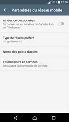 Sony Sony Xperia XA (F3111) - Réseau - Activer 4G/LTE - Étape 6
