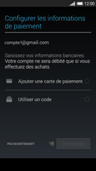 HTC Desire 610 - Premiers pas - Créer un compte - Étape 26