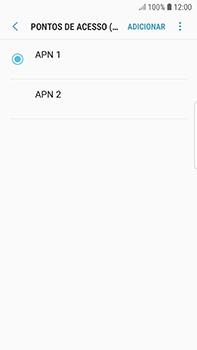 Samsung Galaxy S7 Edge - Android Oreo - MMS - Como configurar MMS -  17