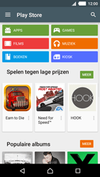 Sony Xperia M4 Aqua (E2303) - Applicaties - Account aanmaken - Stap 16