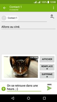 Acer Liquid Z630 - MMS - envoi d'images - Étape 17