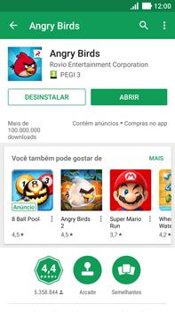 Asus Zenfone 3 - Aplicativos - Como baixar aplicativos - Etapa 17