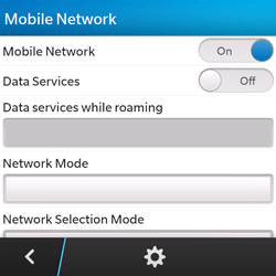 BlackBerry Q5 - Internet - Manual configuration - Step 6