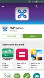 Samsung G920F Galaxy S6 - Applications - MyProximus - Step 10