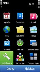 Nokia C6-01 - Internet - Handmatig instellen - Stap 3