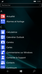 Microsoft Lumia 950 - Contact, Appels, SMS/MMS - Ajouter un contact - Étape 3