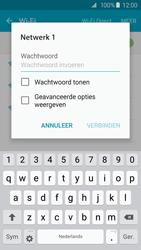 Samsung Galaxy S6 - WiFi - Handmatig instellen - Stap 7
