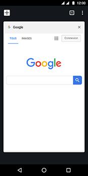 Motorola Moto G6 - Internet et connexion - Naviguer sur internet - Étape 16