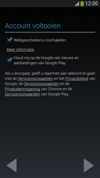 Samsung I9195 Galaxy S IV Mini LTE - Applicaties - Account aanmaken - Stap 17