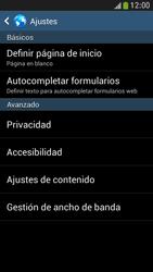 Samsung Galaxy S4 Mini - Internet - Configurar Internet - Paso 22